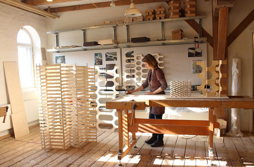 Åbent hus på Statens Værksteder for Kunst